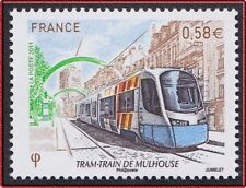 2010 FRANCE N°4530** TRAM-TRAIN Mulhouse, France 2010 MNH