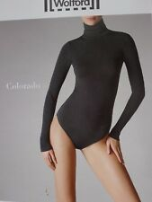 WOLFORD Colorado Damen String Body Bodysuit arctic grey