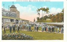 1920's The $250,000 Dance Hall, Crystal Beach at Fort Erie, Ontario Canada PC