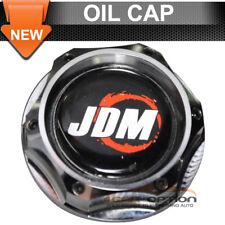 Fits Civic EK EG Acura Integra Chrome Twist On JDM Engine Oil Filler Cap Cover
