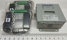 E Mon D Mon 3 phase class 2000 KWH usage meter w 3 new current sensors & manual