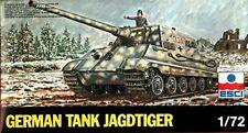 Esci 8014 1/72 german tank Jagdtiger