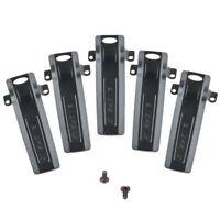 5X Waist Belt Clip For BaoFeng UV-82 8W UV-8D UV-82HP GT-5TP Walkie Talkie Radio