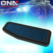 FOR 2001-2005 TOYOTA RAV4 2.0/2.4 OE FITMENT WASHABLE DROP-IN AIR FILTER BLUE