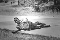 1967 Pulitzer Prize Photo-Shooting of James Meredith- Term Black Power is Born
