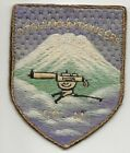 Absolutely Stunning Japanese Made Company-M OTSU  Mountaineers Shoulder Patch