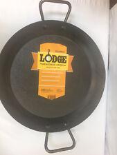 """15"""" Lodge Seasoned Steel Skillet"""