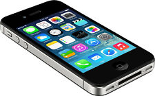 Apple IPHONE 4s 16GB Black Smartphone without Simlock - Acceptable Condition