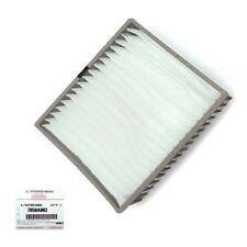 For Mitsubishi Mirage Space Star 12 18 Air Cabin Refresher Filter Genuine White