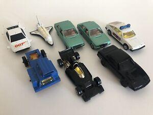 Vintage 1970-80s Corgi Junior Cars (Job Lot)