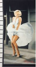 RK185 Marilyn Monroe The Dress Sexy Movie Star Starlet Cotton Quilt Fabric PANEL