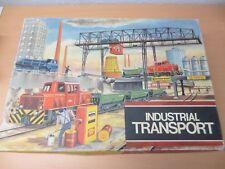 Technofix Nr. 322 Industrial Transport Spielzeugeisenbahn in OVP