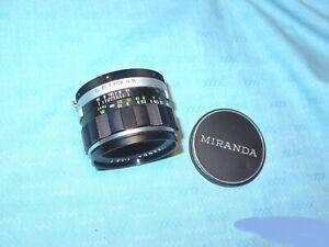 MIRANDA   50 MM    1,8