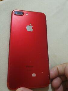Apple iPhone 7 Plus 128go Rouge Caméra Débloqué Téléphone 5.5 mobile IOS