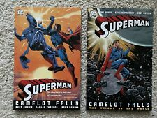 Superman: Camelot Falls TPB Vol 1 + 2. Kurt Busiek, Carlos Pacheco. DC Comics