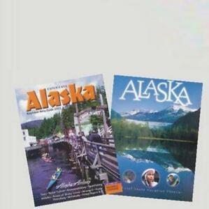 Alaska Magazine tin4023 Set of 2 DOLLHOUSE Miniature