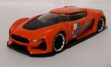 Norev 3 inches street racer. Citroen Gt gran turismo orange. Neuf en boite.
