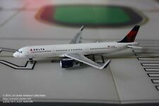 Gemini Jets Delta Airlines Airbus A321 New Color Diecast Model 1:400