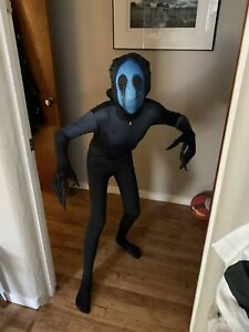 Eyeless Jack Kids Morph Suit, Size Large 12-14, Great Condition, Worn Once