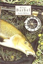 MILES TONY LITTLE EGRET PRESS COARSE FISHING BOOK ELITE BARBEL hardback NEW