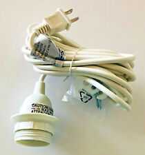 IKEA Norrsken//Decennium Hanging Cable Light in White NEW IN Open BOX ONE