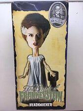NECA La Mariée De Frankenstein HEADKNOCKER UNIVERSAL STUDIO film Monster figure