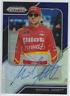 MICHAEL ANNETT 2018 PANINI PRIZM NASCAR RACING ON CARD AUTO BLUE /75