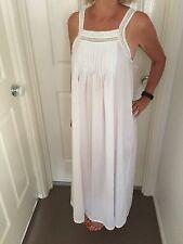 BNWT 100% Cotton Jemma Nightie - White - Small - 4XL  - New style!