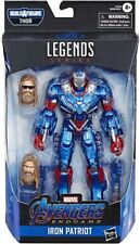 Marvel Legends Iron Patriot (Fat Thor BAF)