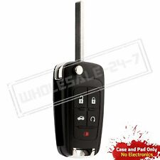 Replacement For 2010 2011 2012 2013 GMC Terrain Flip Key Fob Case