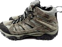 Mens Merrell Beluga Leather WaterProof Hiking Ankle Boots US 9 M, UK 8.5 EUR 43
