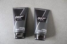 """2x 150ml James Bond """"Seven"""" Duschgel / Shower Gel für Herren"""