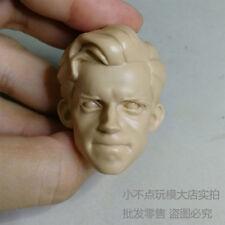 blank Hot 1/6 scale Tom Holland Head Sculpt Spider man Cartoon Ver.