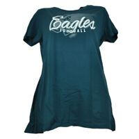 NFL Philadelphia Eagles Womens Football Tshirt Tee Crew Neck Short Sleeve