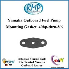 A Brand New Fuel Pump Mounting Gasket Yamaha 40hp-thru-V6 # R 650-24431-00-00