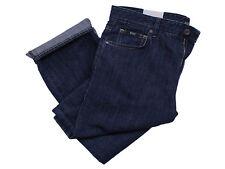 Hugo Boss jeans Columbia w34 l36 azul regular fit Denim algodón! nuevo!