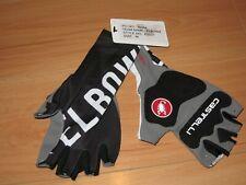 CASTELLI Free Aero Race Gloves ELBOWZ Racing Cycling Team Rosso Corsa Medium M