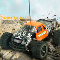 1/18 2.4GHz Remote Control RC Car High Speed Off-road Kids Children Truck #D