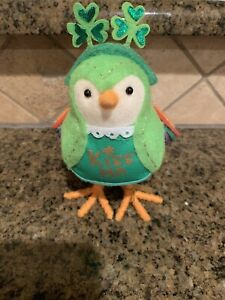 2020 Target Spritz St. Patrick's Day Bird. Lucky. New With Tags.