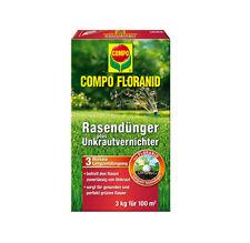 Compo Floranid Rasendunger Plus Unkrautvernichter, 12 kg
