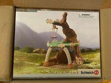 Schleich Bayala Elf Summergreen House 42032 World of Fantasy - Brand New In Box