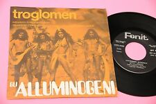 "GLI ALUMINOGENI 7"" COSTRUENDO ASTRONAVI ORIG ITALY PèROG 1971 NM !!!!!!!!!!!!"