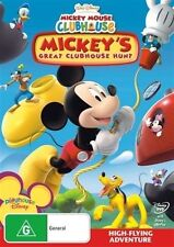 Mickey Mouse Clubhouse - Mickey's Great Clubhouse Hunt (DVD, 2012)