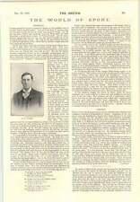 1894 ci Tucker Cambridge CAPITANO regali di Natale