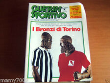 GUERIN SPORTIVO=N.3 (472) 1984=EUROPEI 1984=INSERTO BIG FOOTBALL AMERICANO
