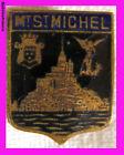 BG3309 - INSIGNE BLASON DU MONT ST MICHEL