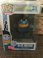 Funko Pop rock The Beatles Blue Meanie figure, #31, Sealed box w Protector *Rare