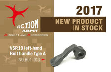 Action Army B01-033 VSR10 Left Hand Bolt Handle-Type A for TM VSR10 /Well Taiwan