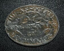 Lochmaben, Dumfriesshire, Scotland - Communion Token