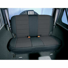 New Jeep Cj Yj Wrangler 80-95 Rear Seat Cover Black  X 13262.01